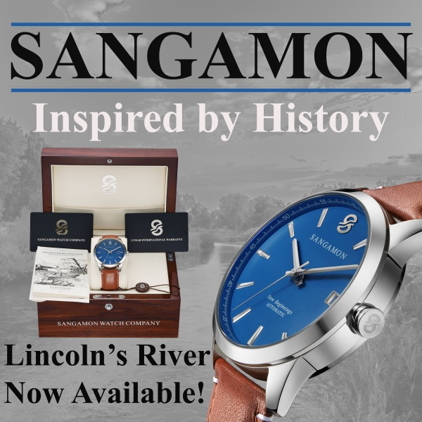 Sangamon Watches: A Company Of History And New Beginnings